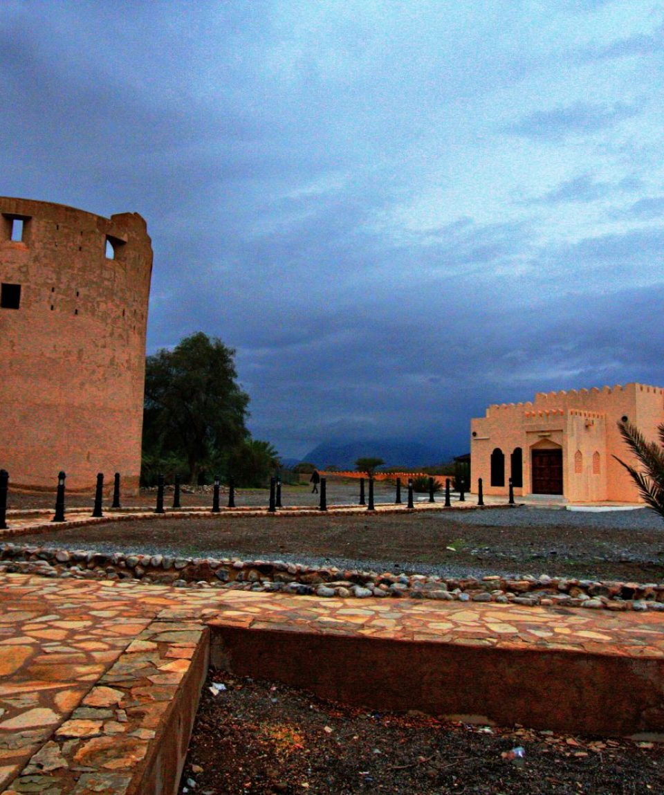 Jibreen castel