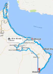 Rundreise Oman mit Khassab