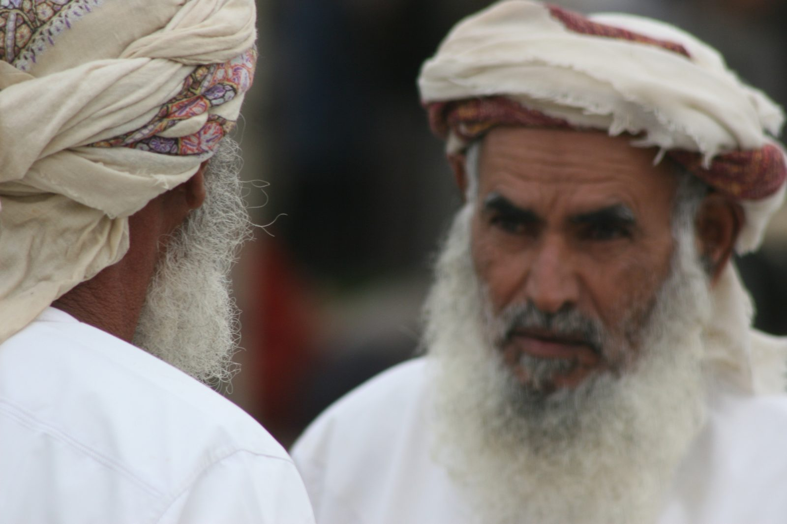 old tradition man oman