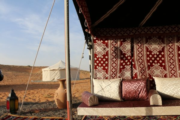 Starwatching Private Camp - Glamping im Oman - Hotel in Oman