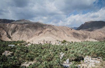 Gebirge Oman