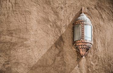 Traditionelle Mauern