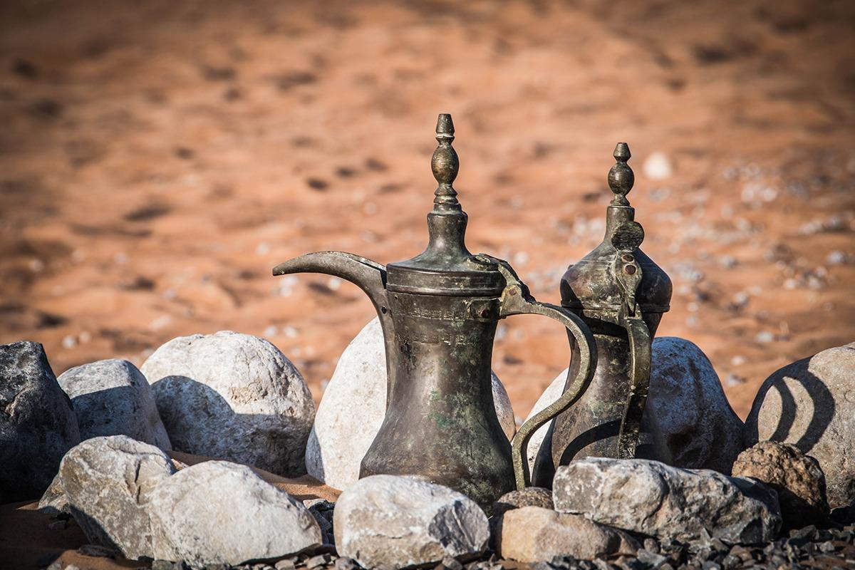 Deutschsprachige Oman Rundreise und baden